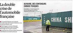 Ρεπορτάζ-σοκ της Le Monde...Κίνδυνος θάνατος τα κινεζικά προϊόντα ρουχισμού!.  http://www.preveza-info.gr/node.php?id=9916