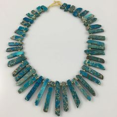 Inca Necklace by OliviaandCate on Etsy