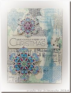 'Mir'acle Art Inspirations: Christmas....workshop at the Posthumusshop in Amsterdam.....
