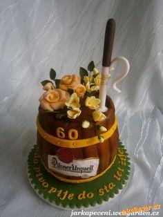Birthday Cake, Ideas, Food, Alcohol, Birthday Cakes, Essen, Meals, Thoughts, Yemek