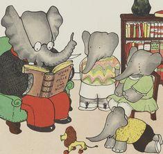 ABC de Babar / dessiné par Jean de Brunhoff   Gallica