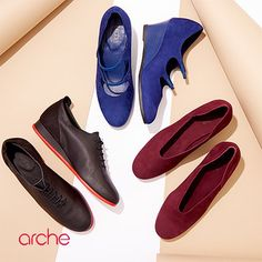 zulily debut | Arche | up to 55% off | The '70s are at the heart of Arche—a footwear brand that hand crafts designer pairs in the Chateau Region of France. All their shoes, boots and sandals adhere to the highest standards of quality, comfort and style.
