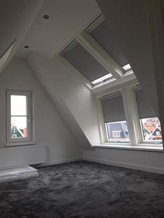 LUXboX Dakserre Duo 204x270cm Loft Conversion Design, Attic Conversion, Attic Rooms, Attic Spaces, Norway House, Bungalow Extensions, Loft Plan, Bamboo Architecture, Melbourne House