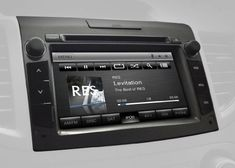 CarShow by Rosen CS-CRV12-US 2012-13 OE-Look Honda CRV  Multi-Media System with Navigation * Click on the image for additional details.