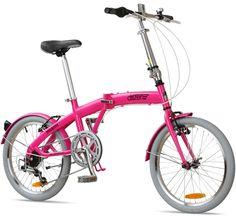 "Citizen Bike folding bike shop | Portable & Folding Bikes | MIAMI Citizen Bike 20"" 6-speed Folding Bike with Steel Frame"