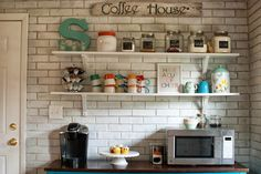Happy colorful home tour!!