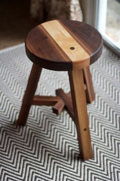 Chair Design Ideas Woodworking is a multifaceted craft that can result in many beautiful and useful pieces. If you are looking to learn about woodworking, then you have came to the right place. Small Furniture, Handmade Furniture, Wood Furniture, Wooden Chair Plans, Wooden Chairs, Milking Stool, Chair Design Wooden, Traditional Chairs, Wood Stool