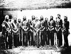 The Battle of Saragarhi was fought before the Tirah Campaign on 12 September 1897 between twenty-one Sikhs of the 36th Sikhs (now the 4th Battalion of the Sikh Regiment) of British India, defending an army post, and 10,000 Afghan and Orakzai tribesmen. The battle occurred in the North-West Frontier Province, which formed part of British India. It is now named the Khyber-Pakhtunkhwa and is part of Pakistan. http://en.wikipedia.org/wiki/Battle_of_Saragarhi