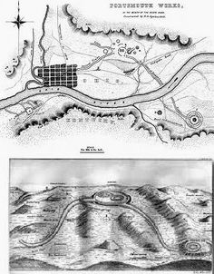 Giant Human Skeletons: Portsmouth Ohio's Earthwork Decoded - Druid's Water and Solar Cult
