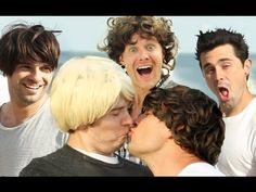 """One Direction - """"What Makes You Beautiful"""" PARODY Oh my ahah, it makes me laugh, but you may get offened! (: xx -A"""