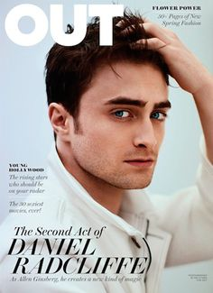 Daniel Radcliffe: 'You never see a gay actor asked what it's like to play straight'