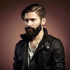 5 Styles To Suit Your Ducktail Beard - From Casual To Rugged!