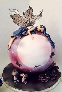 Fairy Cake by Şebnem Arslan Kaygın