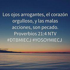Proverbios 21:4