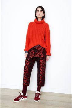 Sfilata Alberto Biani Parigi - Collezioni Autunno Inverno 2017-18 - Vogue