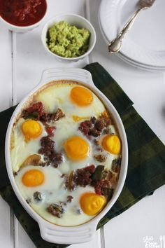 Mexican Breakfast Casserole {Paleo-friendly, Whole30 compliant} | Lexi's Clean Kitchen