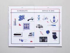 Le Colette    Art direction for le colette magazine. 2012