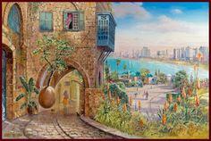 """Enchanting old Jaffa"""