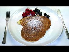 Spis disse pannekakene med 2 ingredienser hver morgen og se kroppsfettet forsvinne!