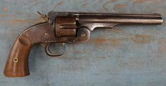 Cole Younger's Smith & Wesson Schofield Model Single Action Revolver