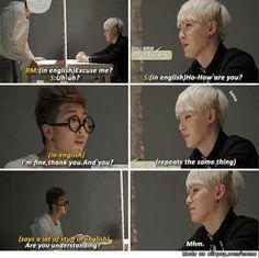 Yoongi~yah, you should've answered SWAG!