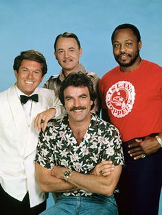 tom selleck's family photo gallery | Tom Selleck | Hawaii Five-0 went off the air in April 1980, Magnum, P ...