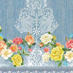 Sotaque Brasil | Summer 2017 - FARM on Behance Farm Rio, Behance, Textile Design, Flower Art, Pattern Design, Print Patterns, Digital Prints, Abstract Art, Projects To Try