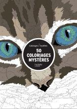 60 coloriages mystères - Hachette