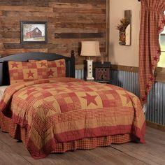 King Quilt Sets, Queen Quilt, Primitive Bedding, Primitive Decor, Primitive Country, Primitive Kitchen, California King Quilts, Country Quilts, Country Bedding