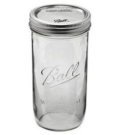 Greenmunch - Ball 24oz Large Mouth Mason Jar, $3.75 (http://www.greenmunch.ca/mason-jar-stuff/ball-24oz-large-mouth-mason-jar/)