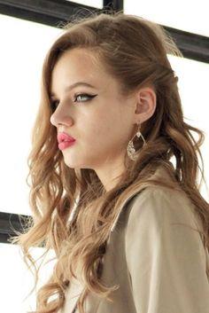 Nina Mew カラービジュ泪型ピアス Earrings on ShopStyle