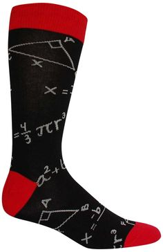 Math Socks | Mens