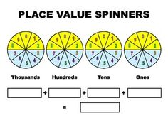 Laminate and place split pin and pointer to make spinner.See other resourcesBump Off Number Facts 25 Favorite GamesFraction Decimal DominoesTime Quiz Power PointMaths Progress Assessment