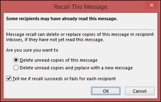 Having seconds thoughts? Heres how to recall that Outlook email you just sent #Latest Tech Trends Digital Trends