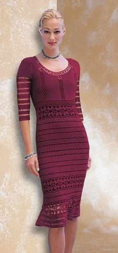 Crinochet: Dress by Nordstrom