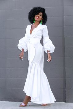 StylePantry is coming soon African Dresses For Women, African Print Dresses, African Attire, African Fashion Dresses, Chic Outfits, Fashion Outfits, 70s Fashion, Korean Fashion, Mode Kimono