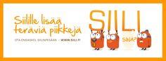 Tutustu kettärään Siiliin työantajana: http://yritykset.monster.fi/esittelyt/siili-solutions-oy.aspx?WT.mc_n=pinterest