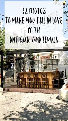 32 Photos that Will Make You Want to Visit Antigua, Guatemala — Sapphire & Elm Travel Co. #wanderlust