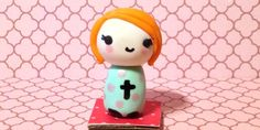 Home of Handmade Delicacies Diy Clay, Clay Ideas, Chibi, Charms, Snoopy, Handmade, Art, Art Background, Hand Made