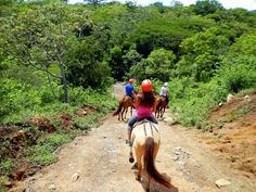 50 things to do in costa rica- horseback riding