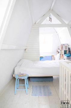 Dormir en el ático - Buhardillas encantadas