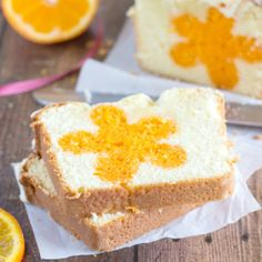 So, technically, this Surprise Inside Orange Pound Cake by Messy Apron is dessert. but I bet it would be scrumptious as breakfast, too. Food Cakes, Cupcake Cakes, Cupcakes, Sweet Recipes, Cake Recipes, Brunch Recipes, Bread Recipes, Baking Recipes, Yummy Recipes