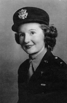 Portrait of Army Nurse Bernice B. McCormack taken in April 1945. She joined the ANC in March 1942 and was stationed at Fort Adams and Fort Getty in Rhode Island until December 1942 when she was transferred to Charleston, SC, for overseas training. McCormack set sail later that month, with stops in Cuba, Trinidad, and Ascension Island before reaching Ghana on 12/1/1943. On March 7 when she was transferred to Dakar, Senegal, where she remained until February 1944. She passed away on 24/9/2007…