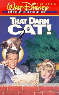 That Darn Cat - 1965  (with Hayley Mills  Dean Jones)