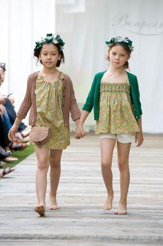 BONPOINT moda infantil 2013