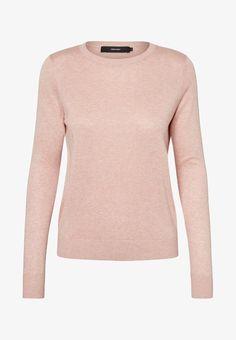 Cloud Dancer, My Wardrobe, Jumper, Pullover, Rose, Sweaters, Pink, Fashion, Moda