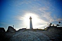 Lighthouse, Long Beach CA