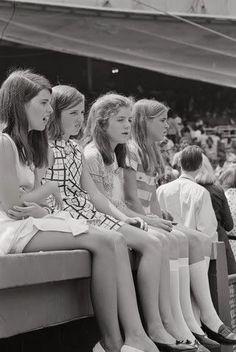 Caroline Kennedy & cousins