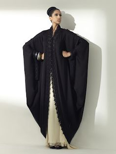 Designer Abaya , Find Complete Details about Designer Abaya,Latest Abaya Designs 2012 from Islamic Clothing Supplier or Manufacturer-Etre Arab Fashion, Islamic Fashion, Muslim Fashion, Modest Fashion, Abaya Designs, Black Abaya, Hijab Stile, Peek A Boo, Islamic Clothing