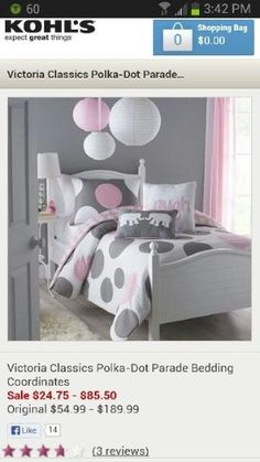 Girls bedroom by amie